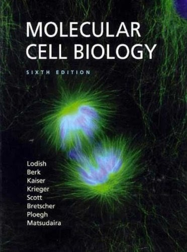 molecular cell biology lodish pdf free download
