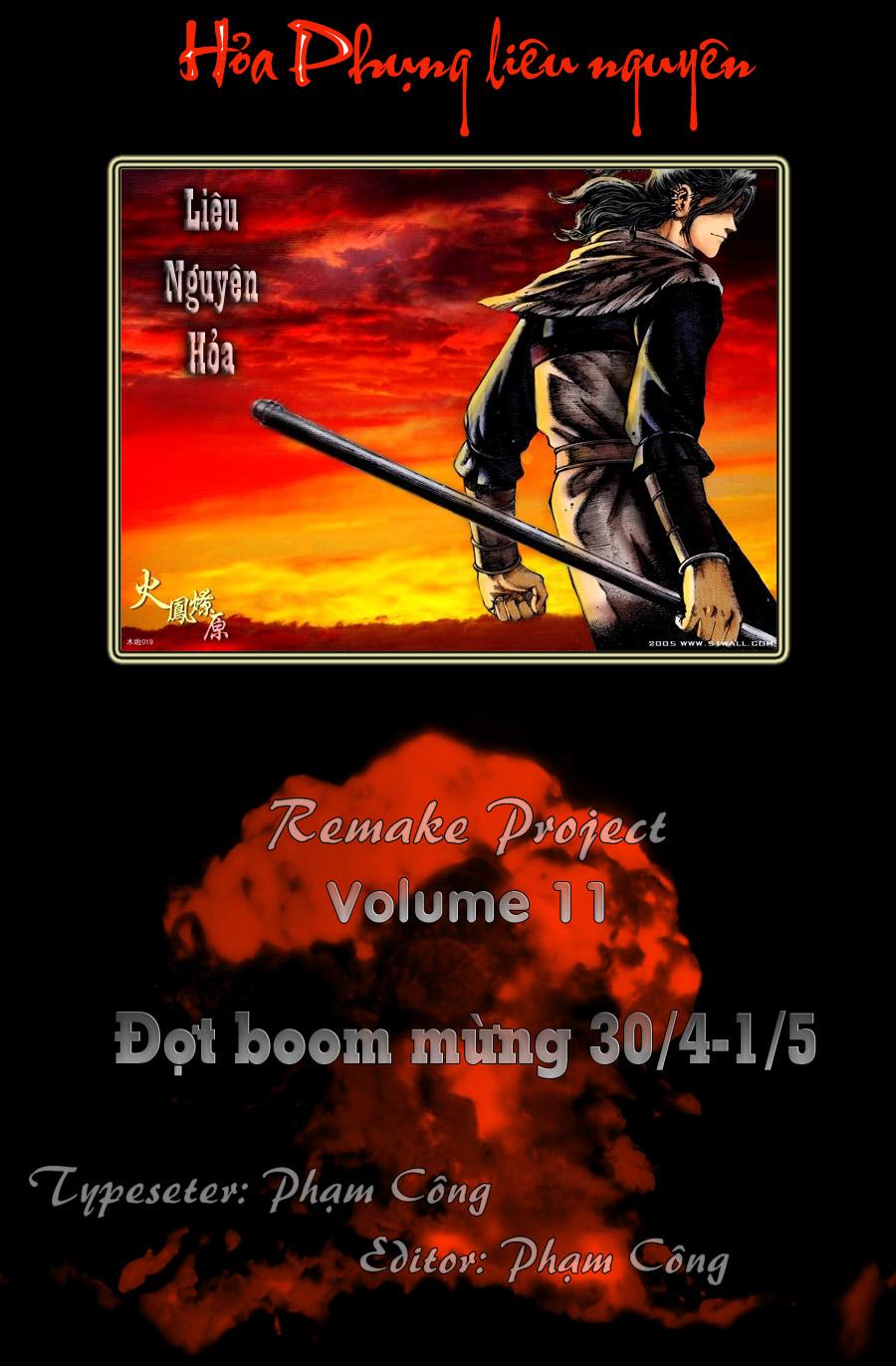 Hỏa Phụng Liêu Nguyên tập 93 - 1