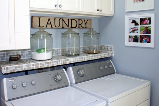 RaInInG SuNsHiNe: Laundry Room Inspiration