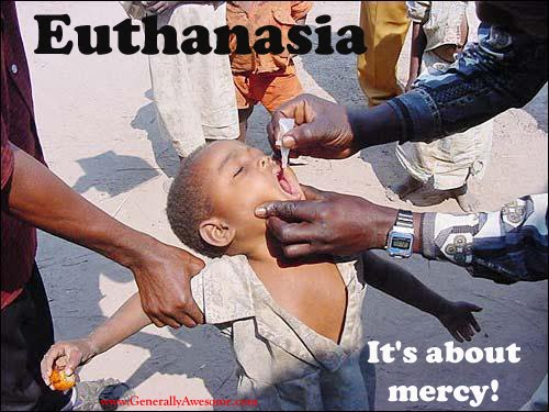 Mercy killing or murder, euthanasia is still illegal