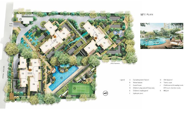 Coralis Condo Freehold Fh District 15 Within Prime District Of Marine Parade 2010