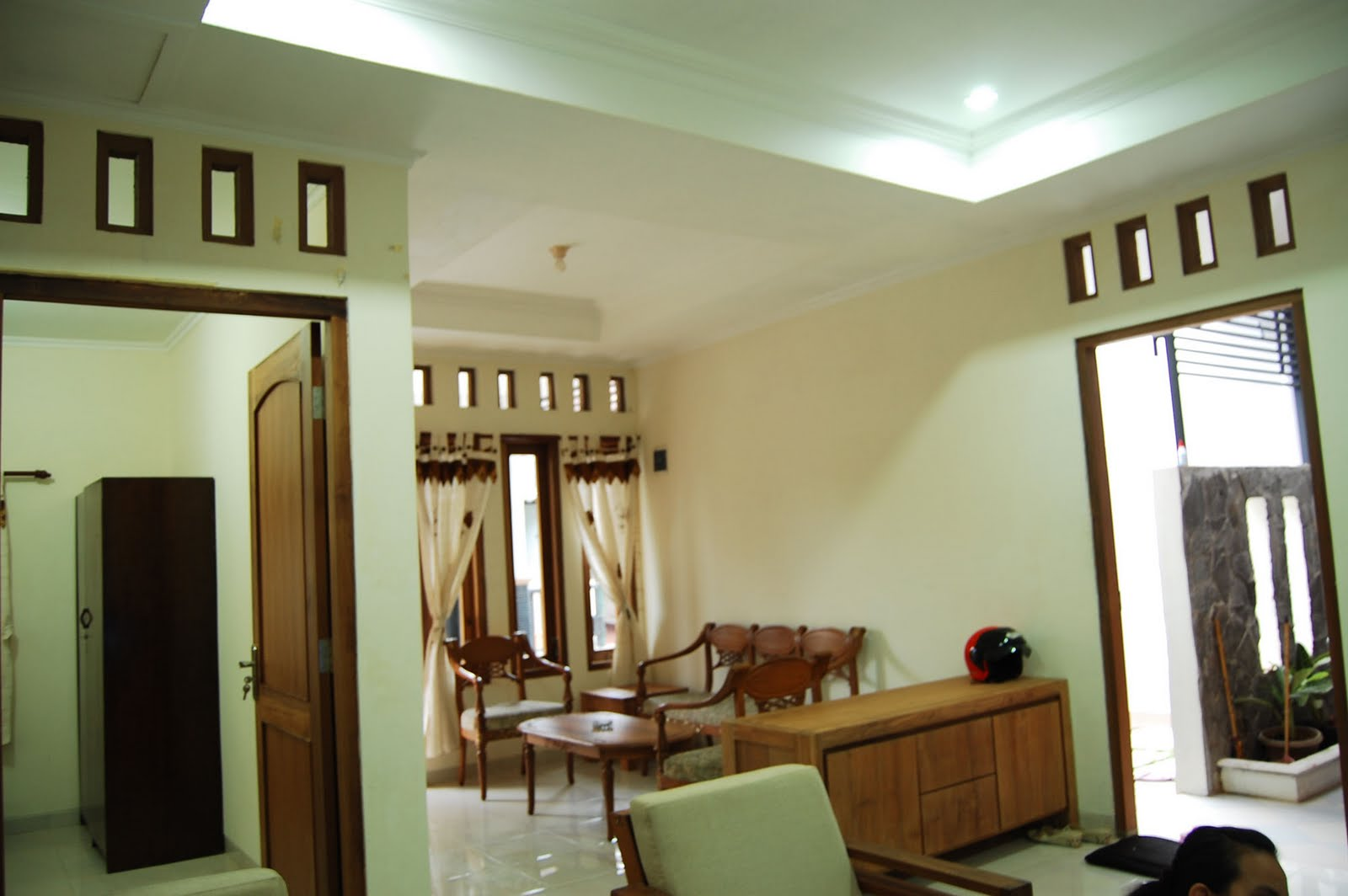 Desain Rumah Ala Resort  Contoh Hu