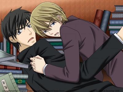 Junjou romantica heterosexual definition