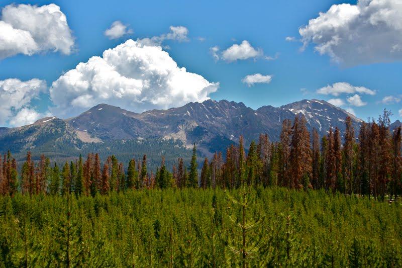 Colorado Lifestyle: Lost Lake (near Vail)