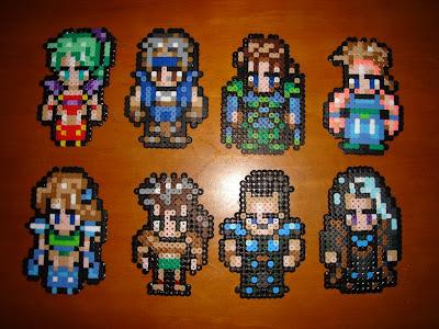 Final Fantasy Vi Terra Esper