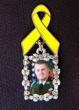 Creator of the Yellow Ribbon Photo Pin