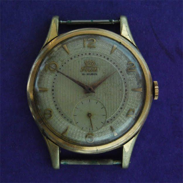3c5c327c4d84 Watch repair and restoration  RESTAURAR RELOJ FORTIS 21 RUBIS ...