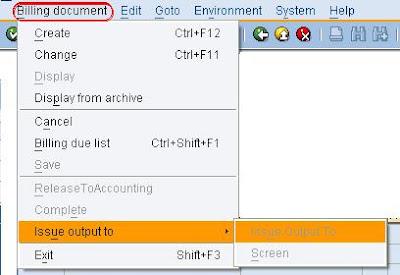SAP E Mory   Blogspot  Print An Invoice