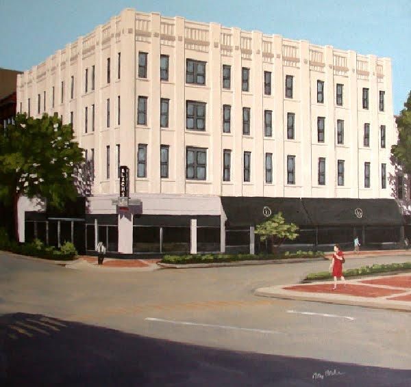 Terrace Court Apartments Birmingham Al: Art By Patsy Blake: 2010