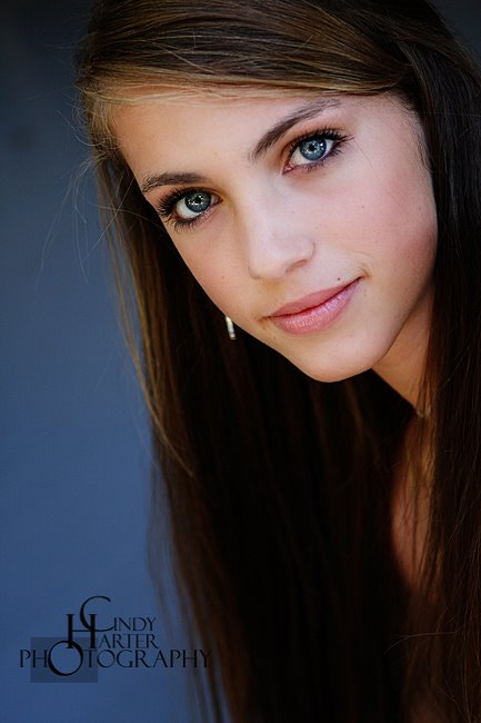 Cindy Harter Photography: Beautiful Teenagers