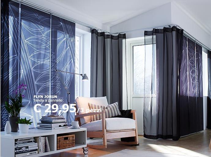 Tende da soggiorno moderno. latest perfect tende per la cucina foto