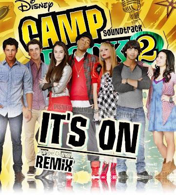 "[Muzyka Disneya] Piosenki z filmu ""Camp Rock 2"""