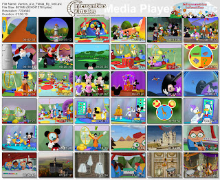 Disney panda solo show 2 - 5 7