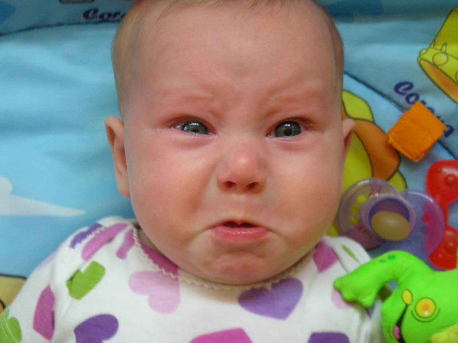 angry baby - photo #6