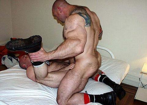 muscle daddy bodybuilder