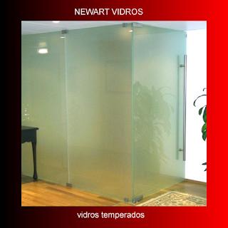 foto de vidro temperado