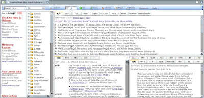 Biblical Studies and Technological Tools: BiblePro - Free Bible