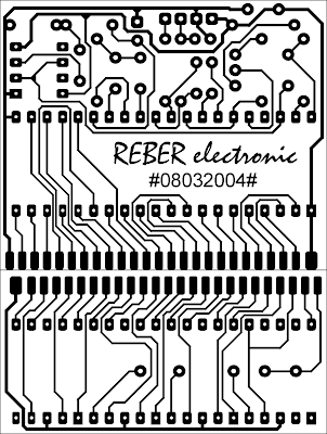 Electronics Circuit Application: ICL7107 Digital LED Voltmeter