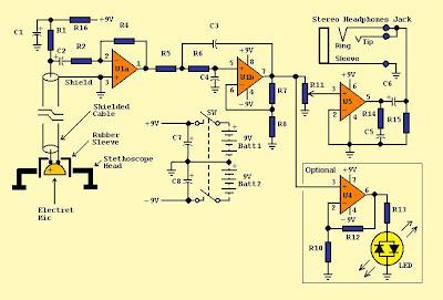 Awe Inspiring Stethoscope Diagram Images Of Electronic Stethoscope Diagram Wire Wiring Cloud Xeiraioscosaoduqqnet