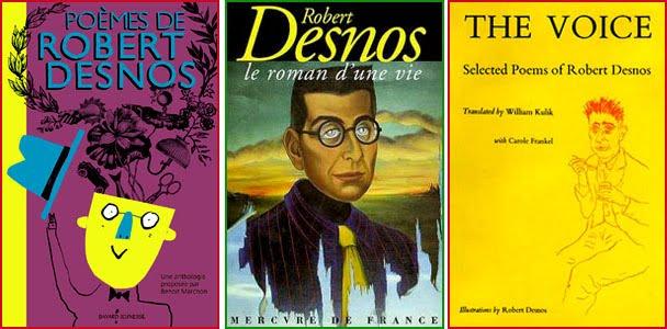 El Jinete Insomne Los Surrealistas 5 Robert Desnos Hans