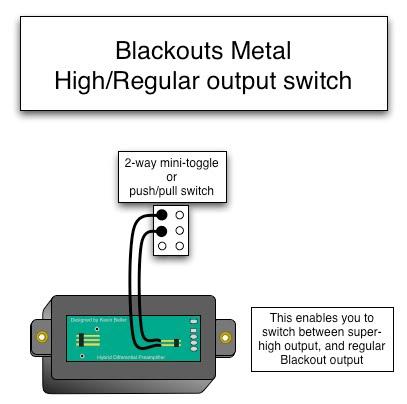 Blackout Wiring Diagram Wiring Diagram