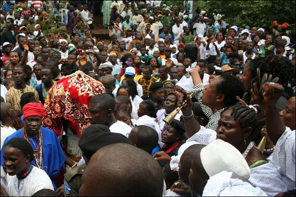 Everything You Need to Know About The Osun-Osogbo Festival
