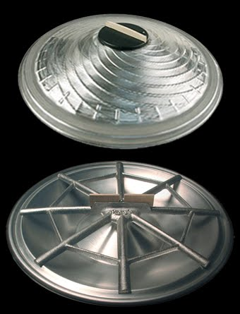 Inside A Resonator Guitar The Sound Is Amplified By An Aluminium Cone Or 3 Cones In Tricone Biscuit Bridge Original Single