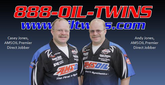 "AMSOIL - ""Oil Twins"", Independent Dealers"