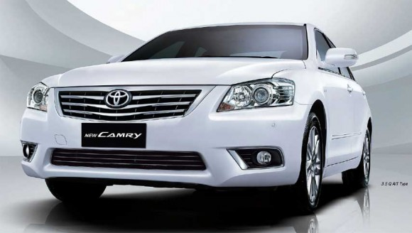 Toyota All New Camry 2.5 Type G