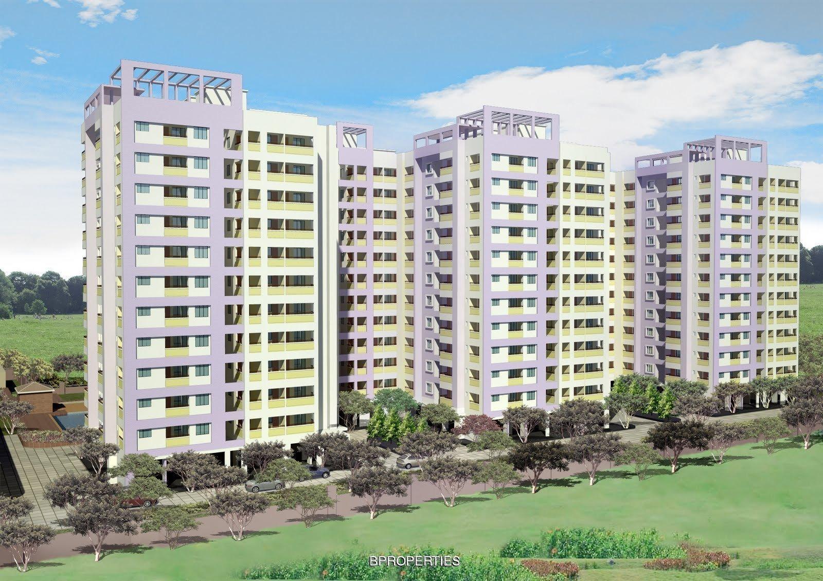 Bangalore Properties: Oceanus Greendale Phase 2