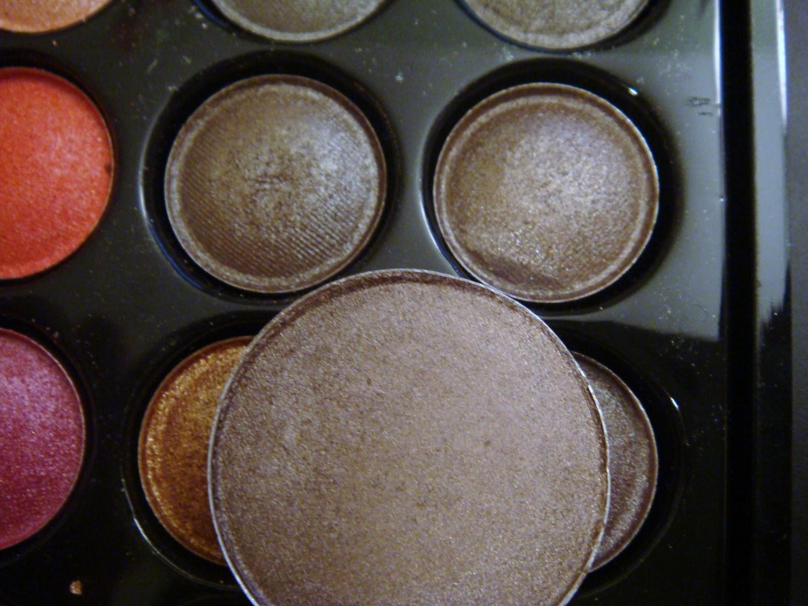 Pinkbox Makeup: MAC Satin Taupe - SedonaLace 88 Palette DUPES!