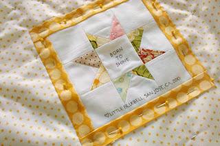 quilt label ufo quilt block
