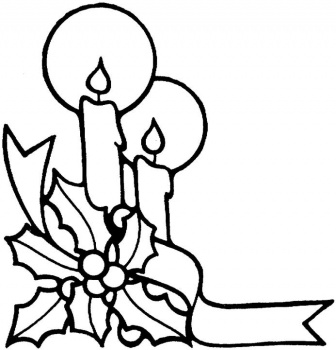 Online Christmas Coloring Pages | Coloring Pages to Print