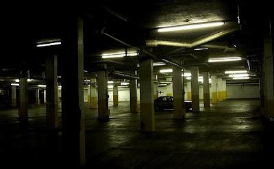 Chicago Parking Lot Car Meet