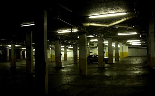 Alone at night safety tips for women for Garage 2 places