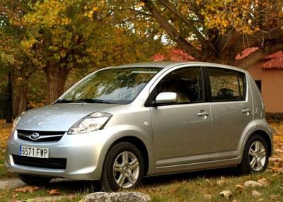 2007 Subaru Justy
