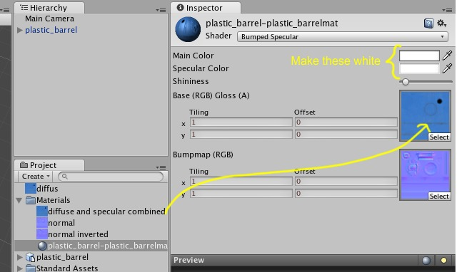 Spiral Blog: How to Import Models and Textures into Unity