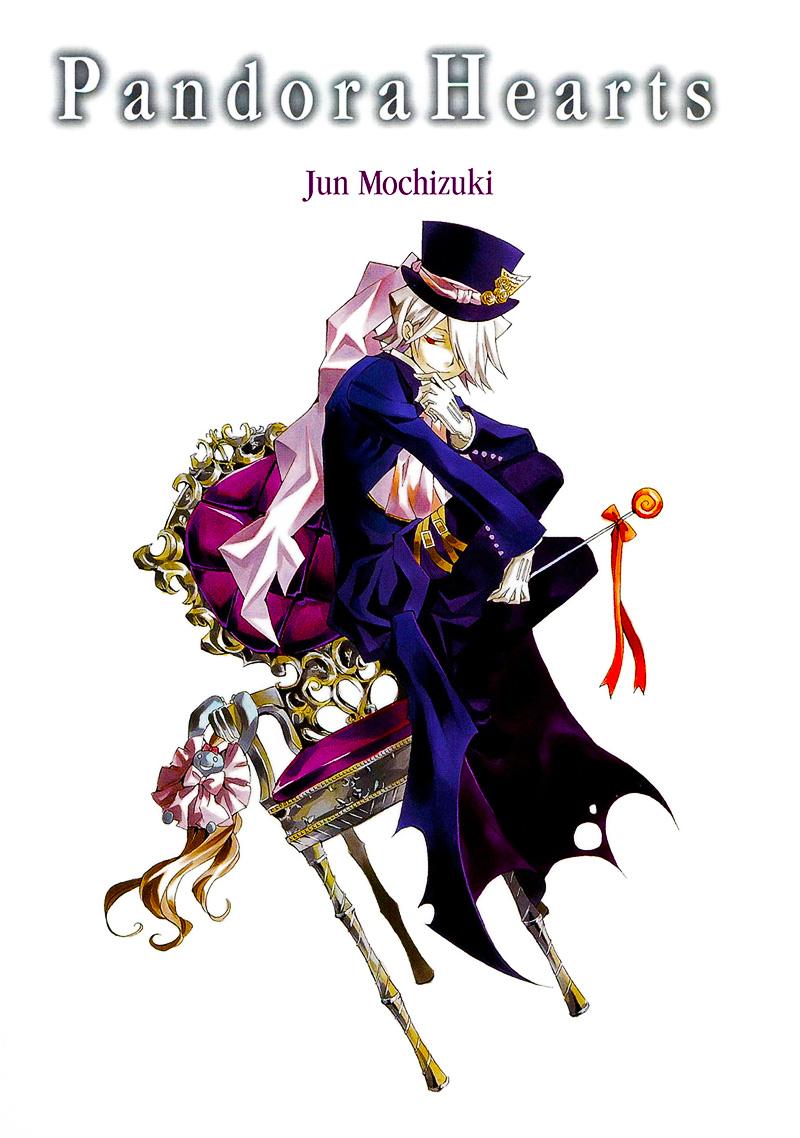 Pandora Hearts chương 010 - retrace: x malediction trang 5