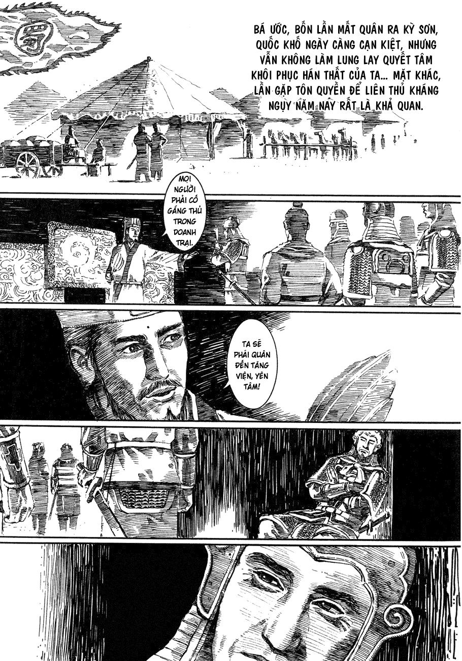 Bất Thị Nhân hồi 008: rường cột cuối cùng 4 trang 4