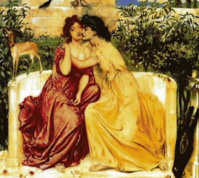 Safo de Lesbos por Laia Pujol