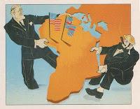 Inglaterra y Estados Unidos en disputa por África (creartehistoria)