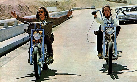 easy rider film analysis