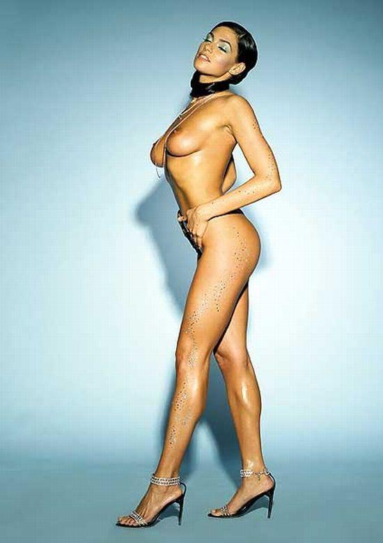 Good girl model naked