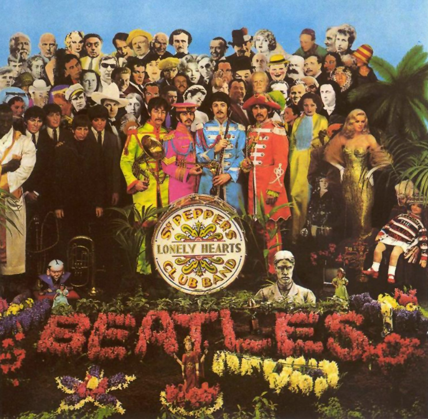 naru meets music sgt pepper 39 s lonely hearts club band the beatles. Black Bedroom Furniture Sets. Home Design Ideas