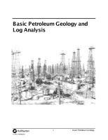 Basic Well Log Analysis For Geologists Pdf