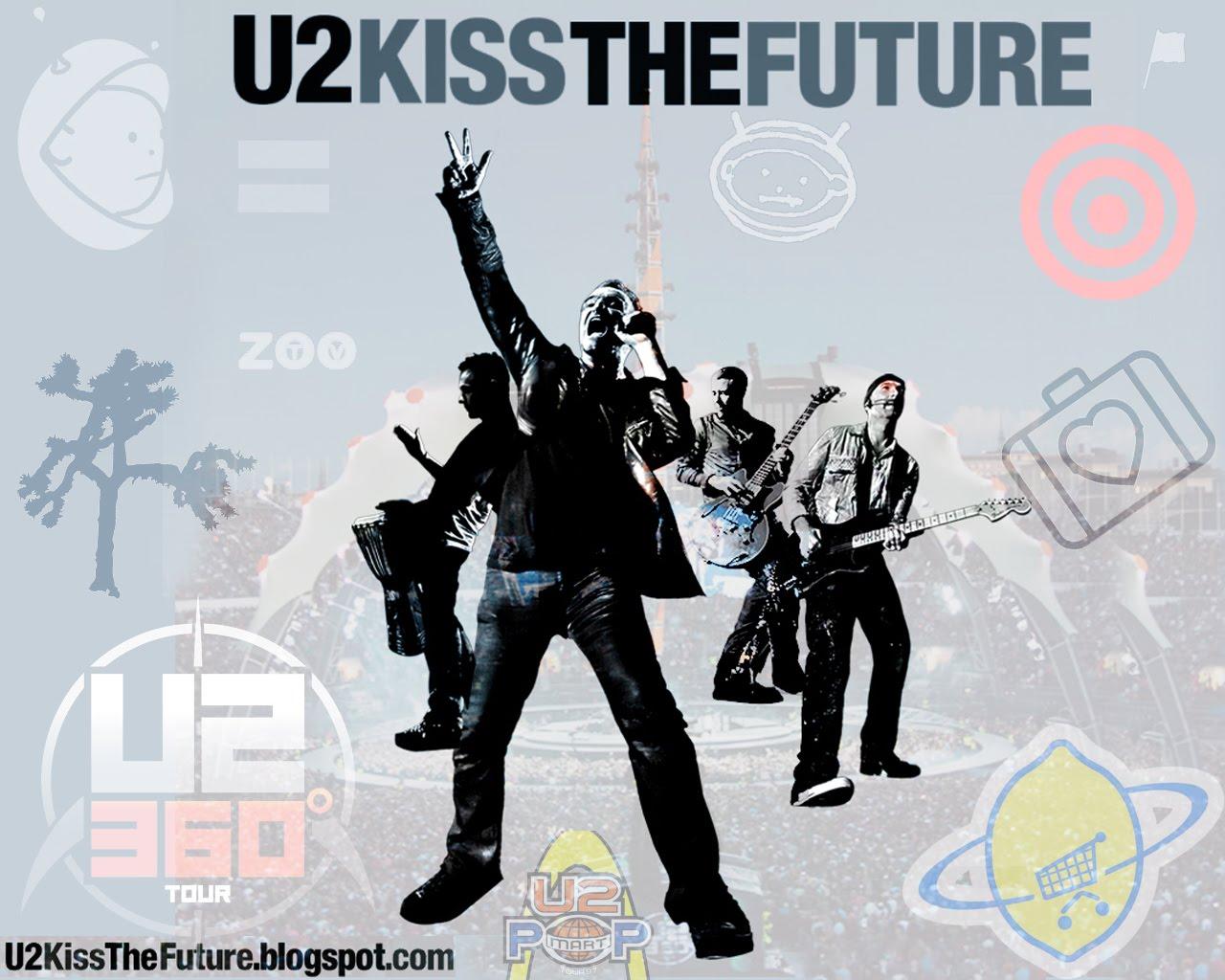u2 kiss the future - photo #1