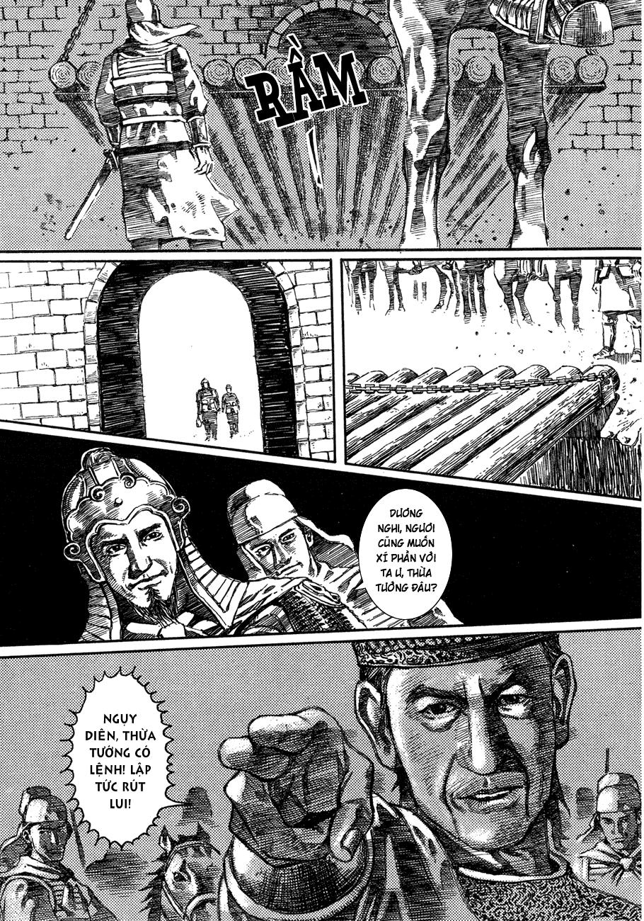 Bất Thị Nhân hồi 007: rường cột cuối cùng 3 trang 18