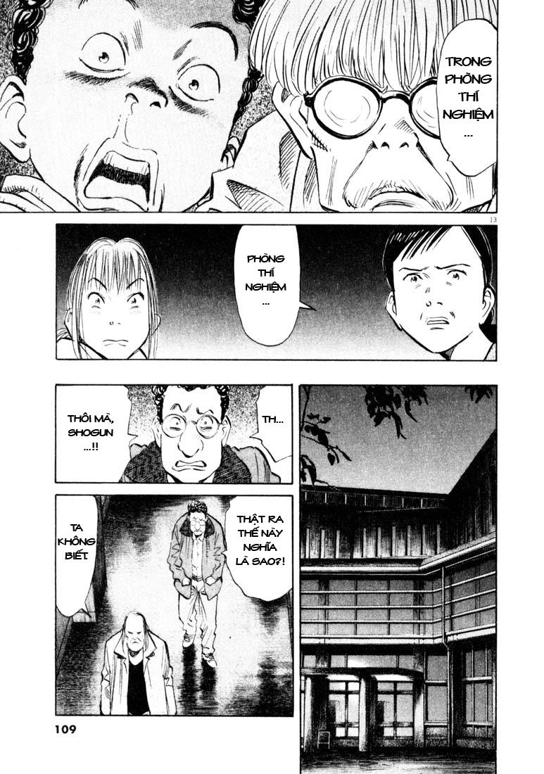 20th Century Boys chapter 127 trang 27