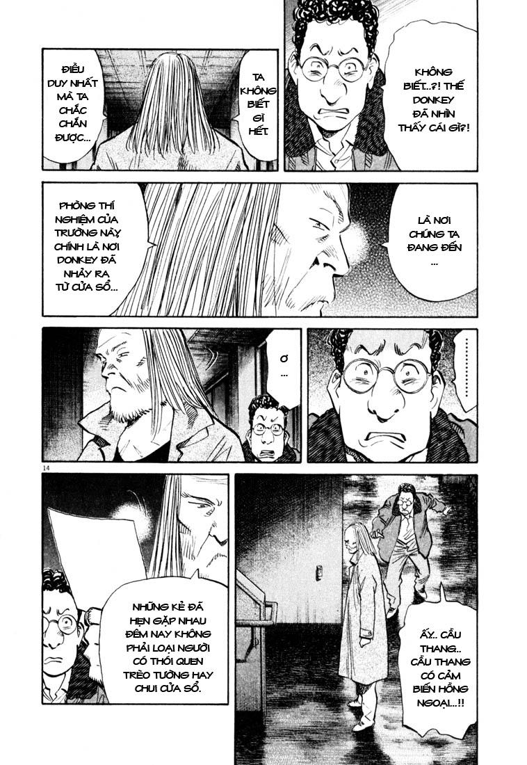 20th Century Boys chapter 127 trang 29