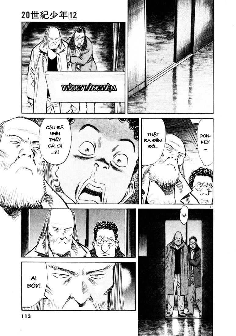 20th Century Boys chapter 127 trang 35